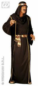 Arabský šejk černý