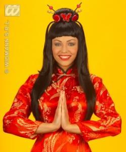 Paruka Číňanka