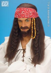 Paruka Pirát karibiku