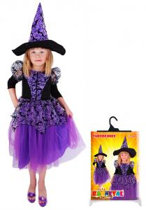 Čarodějnice fialová