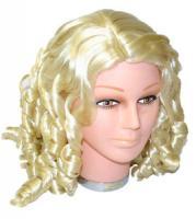 Paruka blond lokny Paruka blond lokny